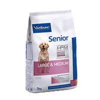 Senior Dog Large e Medium - Cani large & medium